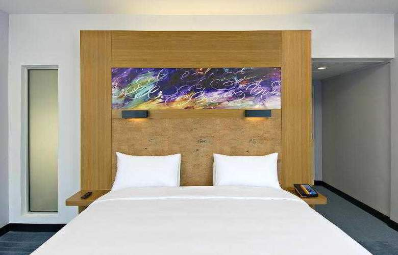 Aloft Bengaluru Whitefield - Hotel - 10