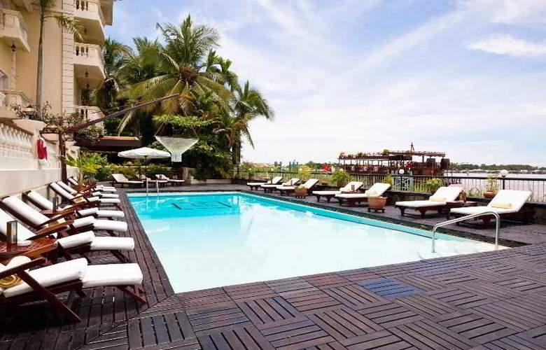 Victoria Chau Doc - Pool - 11