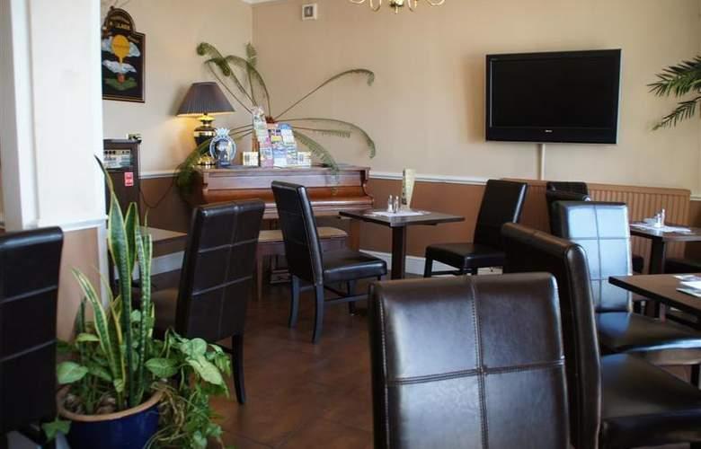 Best Western Princes Marine - Restaurant - 90