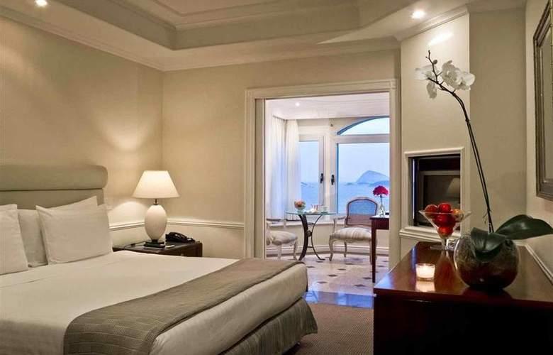 Sofitel Rio de Janeiro Ipanema - Room - 31