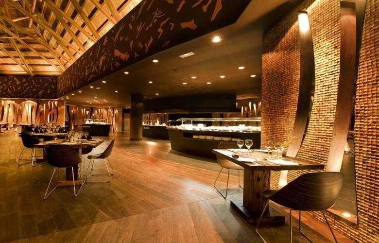 Lopesan Baobab Resort - Restaurant - 10