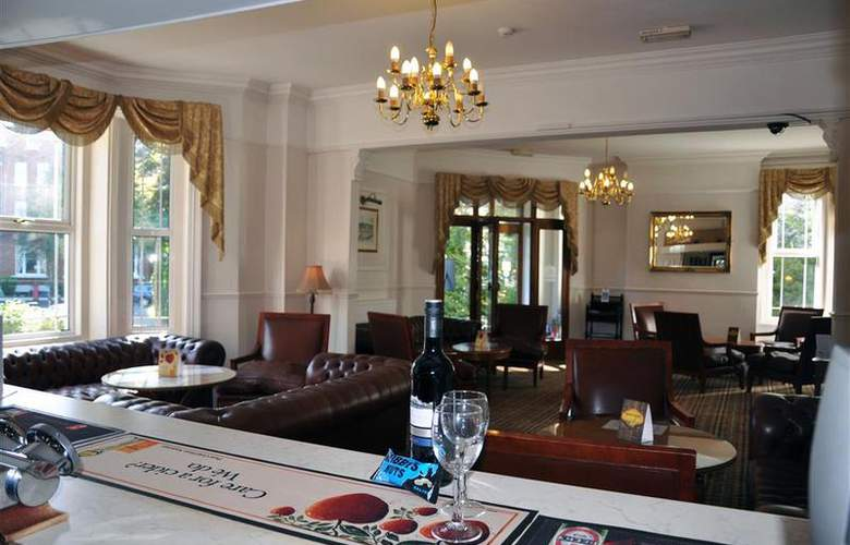 Best Western Montague Hotel - Hotel - 60