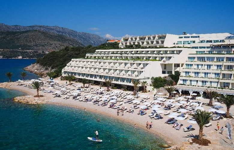 Valamar Dubrovnik President Hotel - Beach - 25