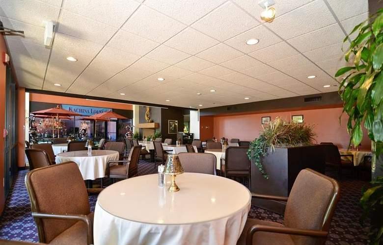 Best Western Plus Inn Of Williams - Restaurant - 35