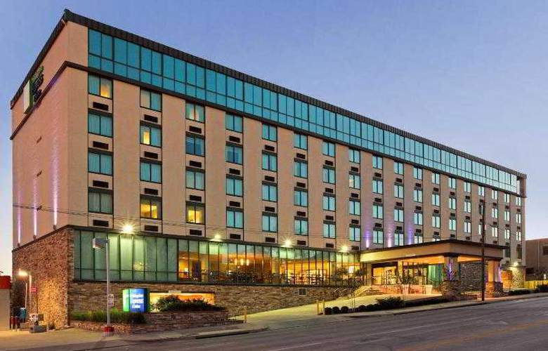 Holiday Inn Express & Suites Downtown Fort Worth - Hotel - 10