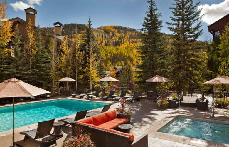 Vail Marriott Mountain Resort - Pool - 4