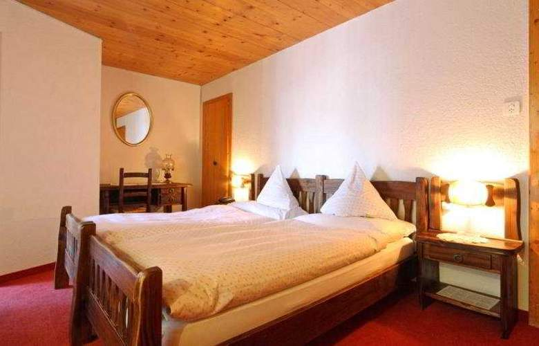 Graechen Swiss Quality Turm Hotel - Room - 6