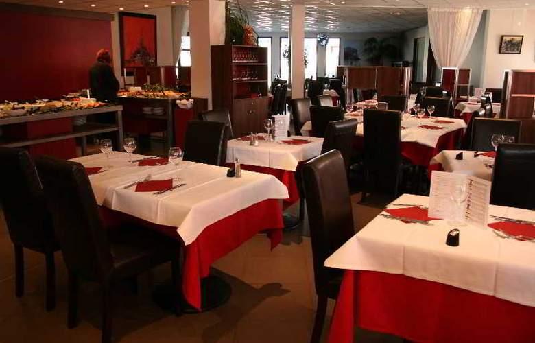 Ascotel Lille Métropole - Restaurant - 3
