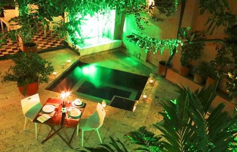 La Casa del Farol Hotel Boutique - Terrace - 8
