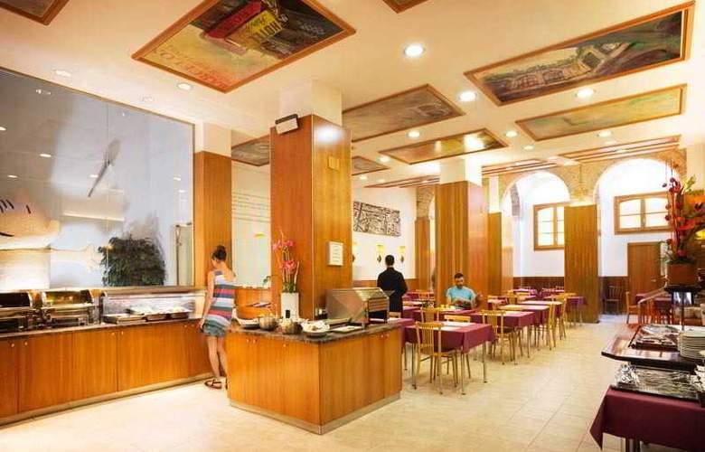 Leonardo Las Ramblas - Restaurant - 15