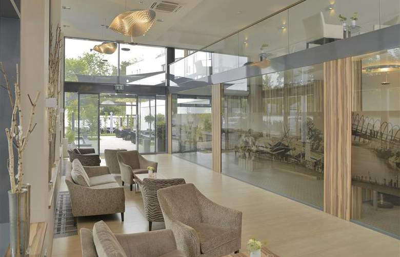 Best Western Parkhotel Oberhausen - Bar - 84