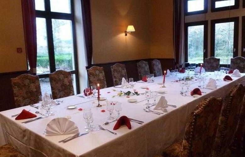 Le Manoir de Kerdréan - Restaurant - 2