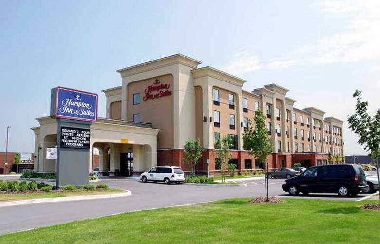Hampton Inn & Suites Montreal - Hotel - 12