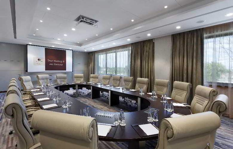 DoubleTree by Hilton Warsaw - Conference - 24