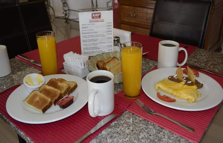 Zar San Luis Potosi - Restaurant - 21