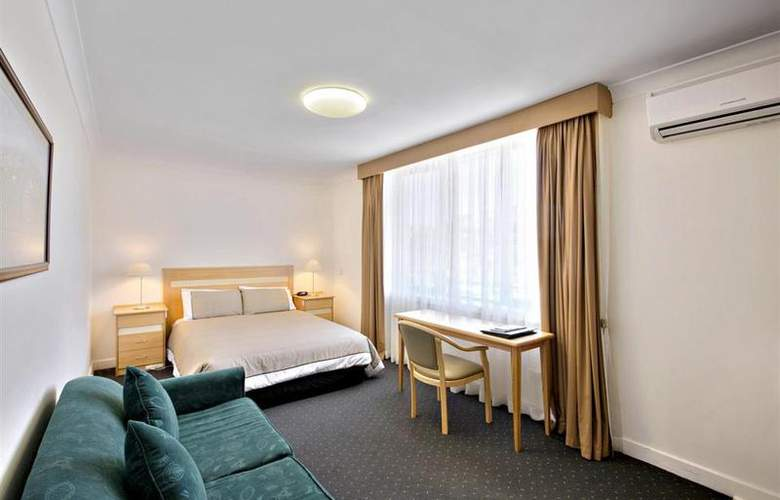 Best Western Melbourne's Princes Park Motor Inn - Room - 3