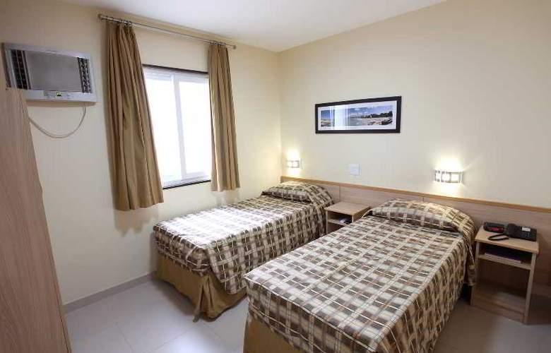 FLUMINENSE HOTEL - Terrace - 8
