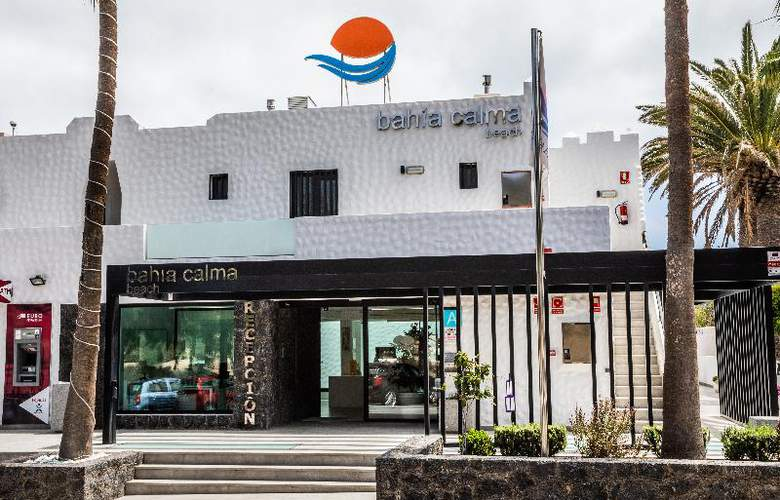 Bahia Calma Beach - Hotel - 11