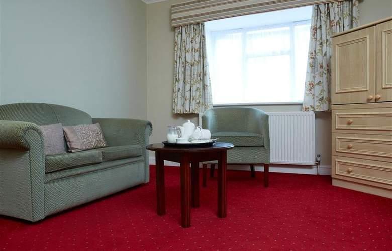 Best Western Consort Hotel - Room - 73
