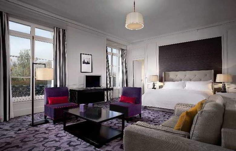 Trianon Palace Versailles, A Waldorf Astoria Hotel - Room - 0