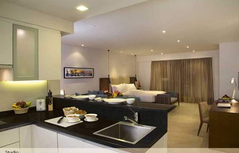 Oakwood Residence Prestige Whitefield Bangalore - Room - 8