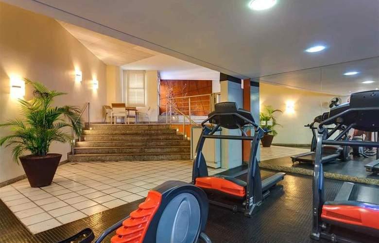 Mercure Apartments Belo Horizonte Lourdes - Sport - 60
