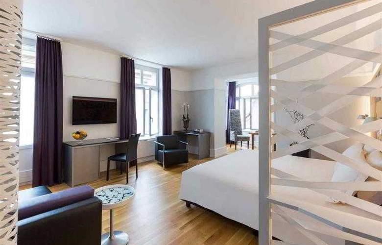 Royal St Georges Interlaken - MGallery by Sofitel - Hotel - 43