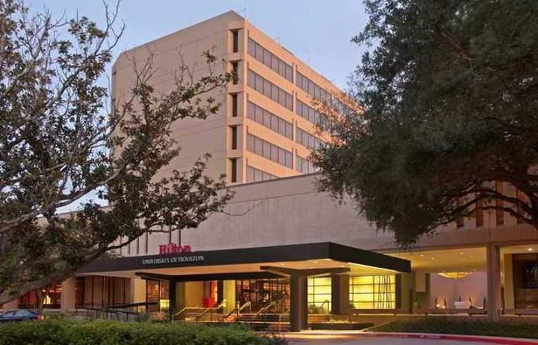 Hilton University of Houston - Hotel - 0