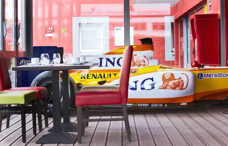 Kyriad Design Enzo Reims Tinqueux - Restaurant - 10
