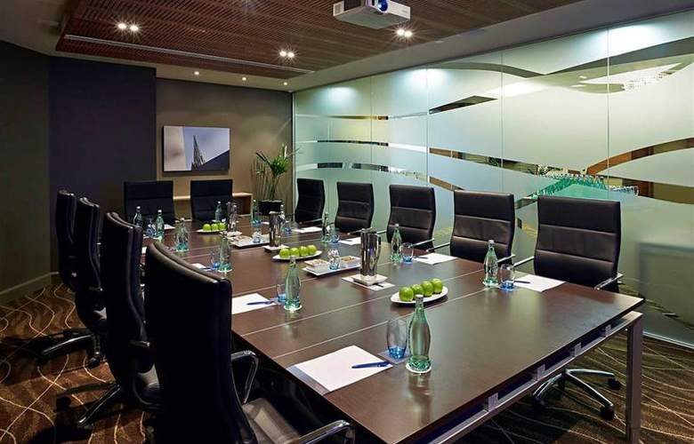 Novotel Christchurch Cathedral Square - Conference - 62