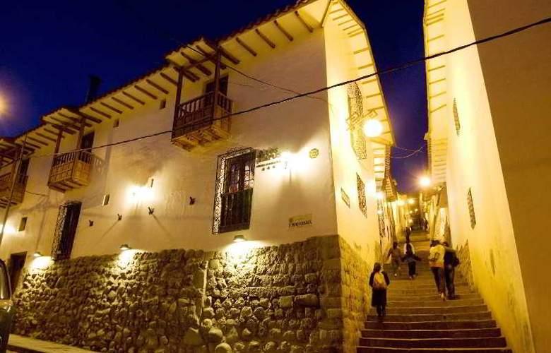 Hotel & Mirador Los Apus - Hotel - 0