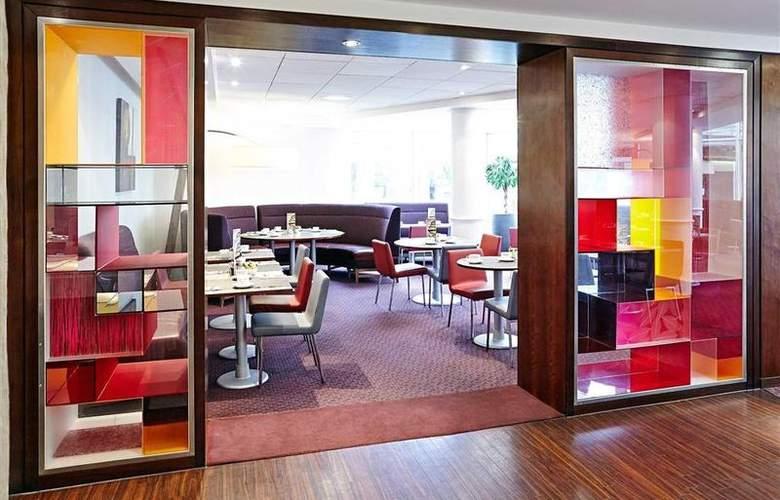 Novotel Sheffield Centre - Restaurant - 74