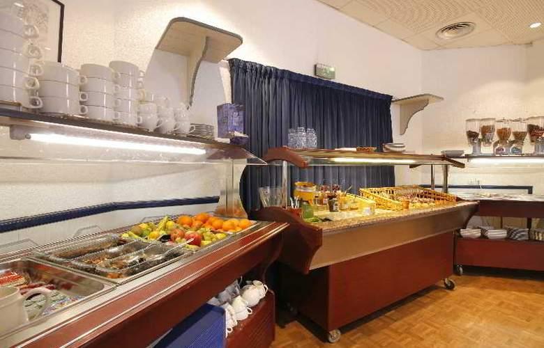 Inter Hotel des Trois Marches - Restaurant - 16