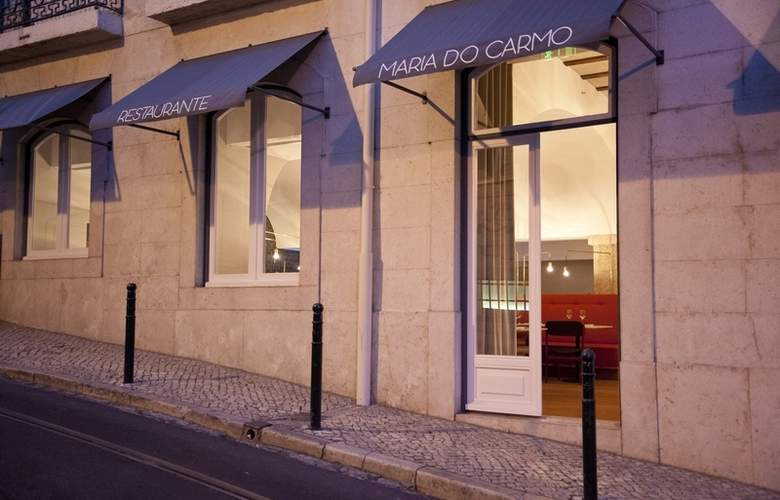 Lisboa Carmo - Restaurant - 3