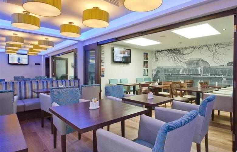 Best Western Plus Seraphine Hotel Hammersmith - Hotel - 55