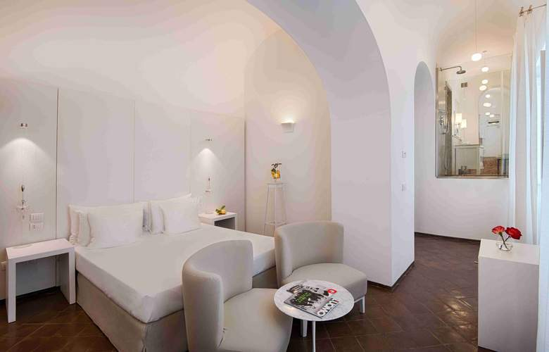 NH Collection Grand Hotel Convento di Amalfi - Room - 10