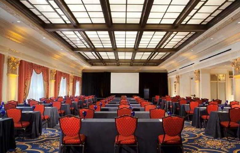 Courtyard By Marriott Philadelphia Downtown - Conference - 6