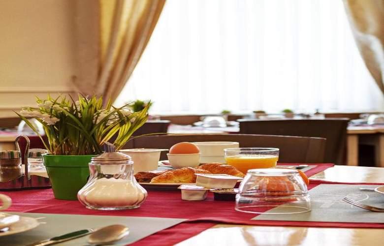 Jacobs Hotel Brugge - Restaurant - 23