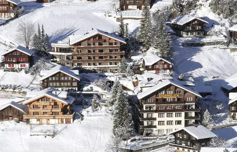 Eigerblick-Silberhorn AG - Hotel - 0