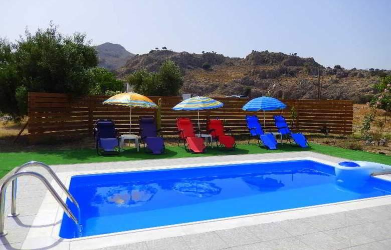 Stergios Villa - Pool - 1