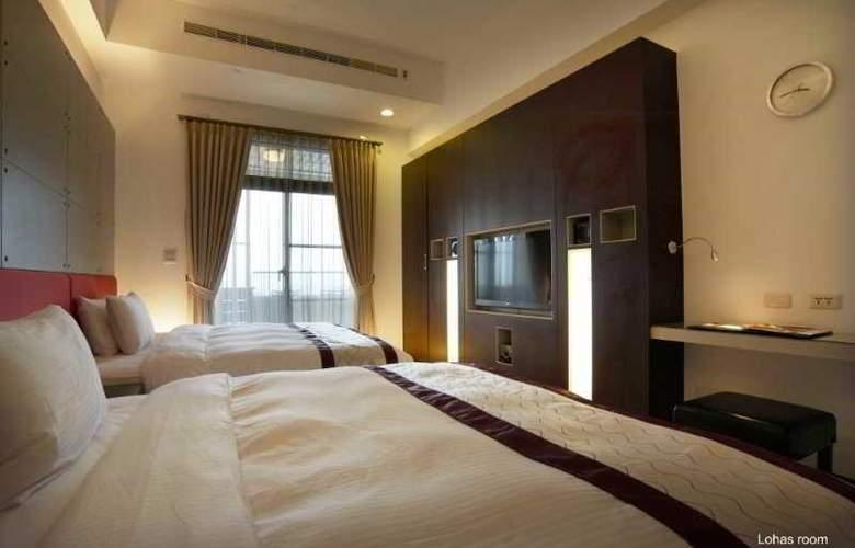 Master Inn Taipei - Room - 0