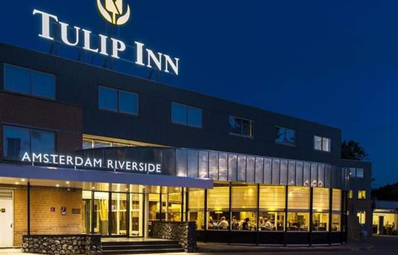 Tulip Inn Amsterdam Riverside - Hotel - 0