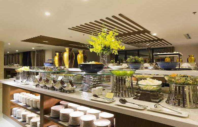 Muong Thanh Nha Trang Centre Hotel - Restaurant - 86