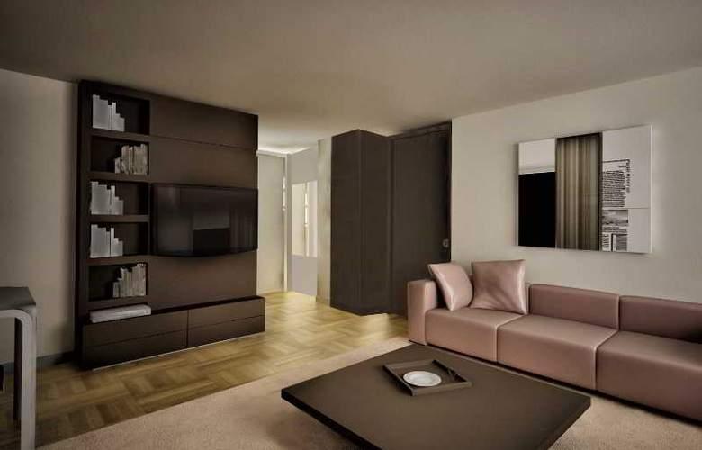 Plus Hotel Cihangir Suites - Room - 1