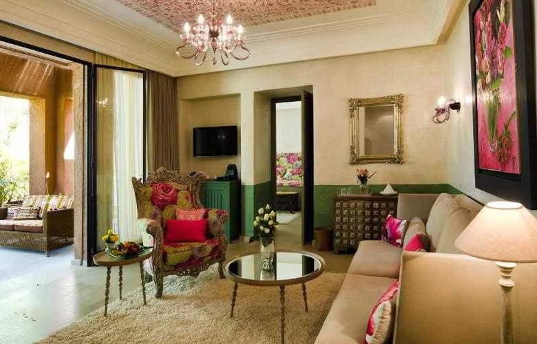 Tigmiza Suites pavillions - Room - 11