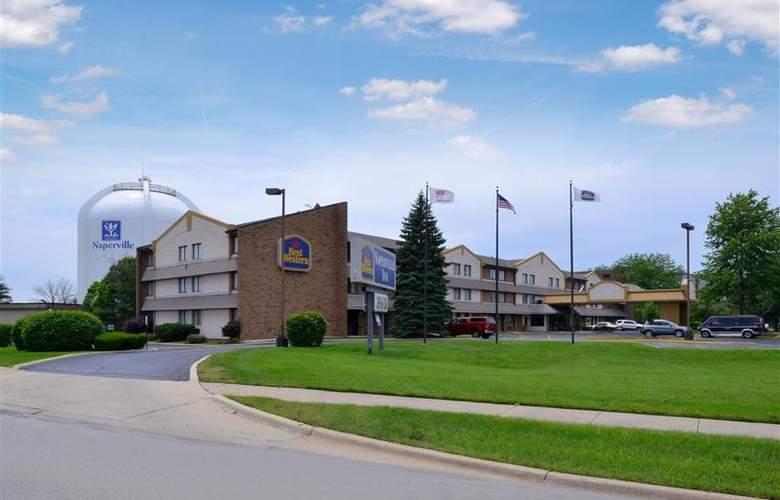 Best Western Naperville Inn - Hotel - 12