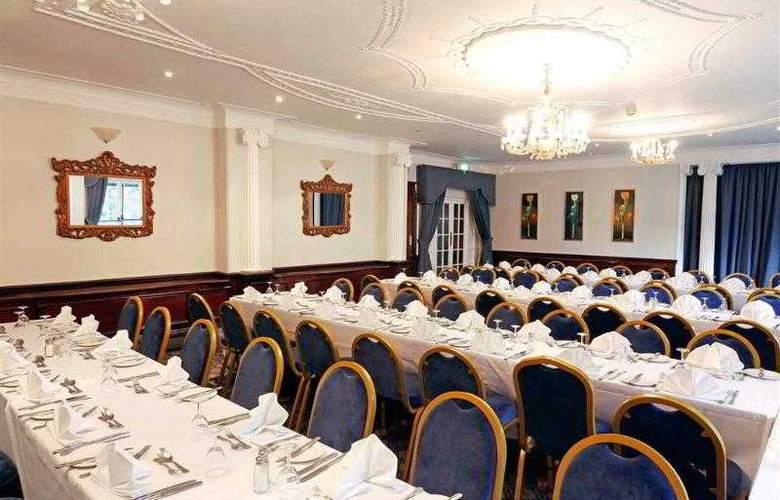 Mercure Wolverhampton Goldthorn Hotel - Hotel - 8