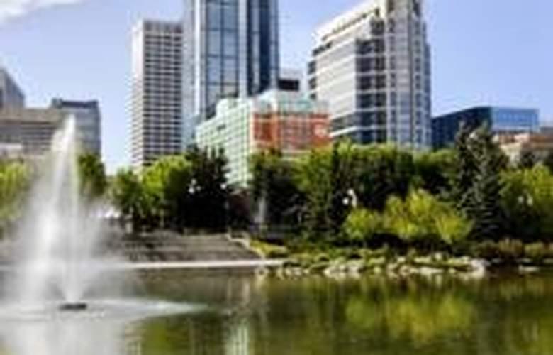 Sheraton Suites Calgary Eau Claire - Hotel - 0