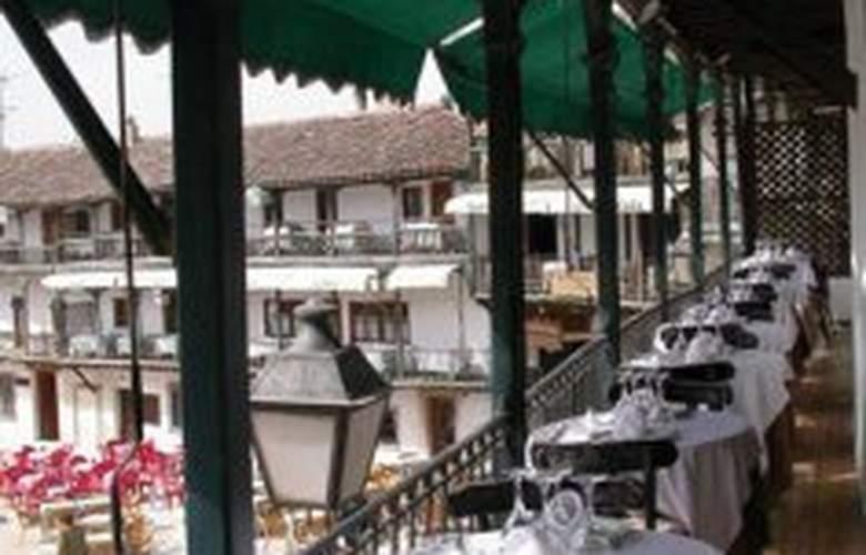 Condesa de Chinchon - Terrace - 2