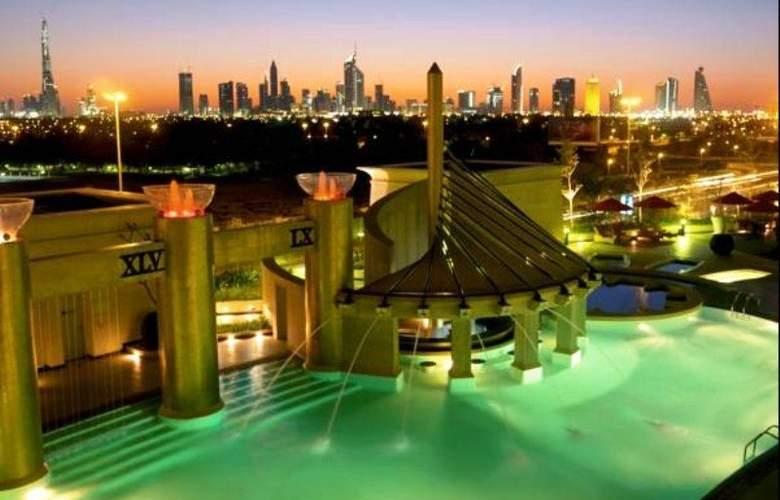 Raffles Dubai - Pool - 14